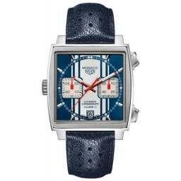 Tag Heuer Monaco Chronograph Automatic VinTage Ltd Edt CAW211D.FC6300