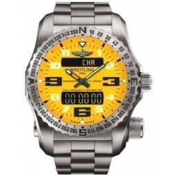 Breitling Emergency II Quartz Chronograph E76325A4.I520.159E