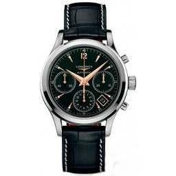 Longines Heritage Automatic Chronograph - Column Wheel L2.750.4.56.0