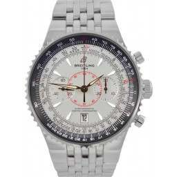 Breitling Montbrilliant Legend White Dial A23340