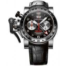 Graham Chronofighter Oversize GMT 2OVGS.B39A