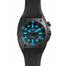 Bell & Ross BR02-92 Blue