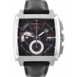 Tag Heuer Monaco LS Chronograph 40.50mm CAL2110.FC6257