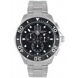 Tag Heuer Aquaracer Grande Date Chronograph CAN1010.BA0821