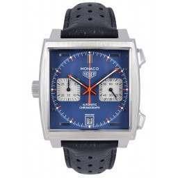 Tag Heuer Monaco Calibre 11 Automatic Chronograph CAW211P.FC6356