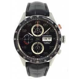 Tag Heuer Carrera Automatic Chronograph Day Date CV2A10.FC6235