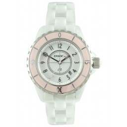 Chanel J12 Soft Rose Quartz 33mm H4467