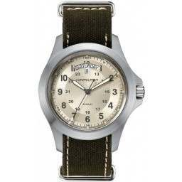 Hamilton Khaki Field King Quartz H64451823