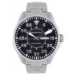 Hamilton Khaki Aviation Pilot 46mm H64715135