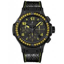 Hublot Big Bang Black Fluo Yellow 41mm 341.SV.9090.PR.0911