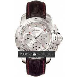 Glashutte Sport Evolution Chronograph 39-31-44-04-03