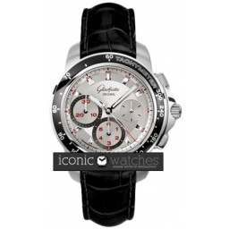Glashutte Sport Evolution Chronograph 39-31-46-03-02