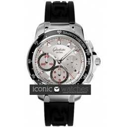 Glashutte Sport Evolution Chronograph 39-31-46-03-04