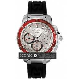 Glashutte Sport Evolution Chronograph 39-31-46-05-04
