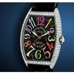 Franck Muller Diamond Color Dreams 7851 Scd Codr
