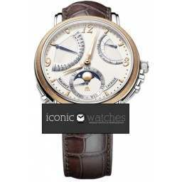 Maurice Lacroix Masterpiece Lune Retrograde MP7078-PS101-120