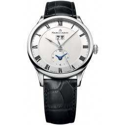 Maurice Lacroix Masterpiece Date GMT MP6707-SS001-112
