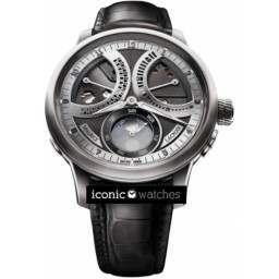 Maurice Lacroix Masterpiece Lune Retrograde MP7278-SS001-320