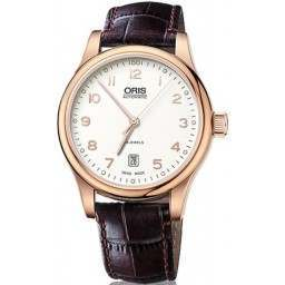 Oris Classic Date 01 733 7594 4891-07 6 20 12