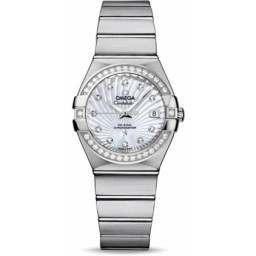 Omega Constellation Brushed Chronometer 123.15.27.20.55.001