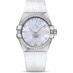 Omega Constellation Chronometer 35 mm Chronometer 123.18.35.20.55.001