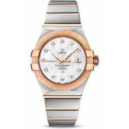 Omega Constellation Brushed Chronometer 123.20.31.20.55.001