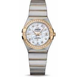 Omega Constellation Brushed Chronometer 123.25.27.20.55.003