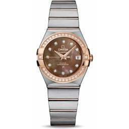Omega Constellation Brushed Chronometer 123.25.27.20.57.001
