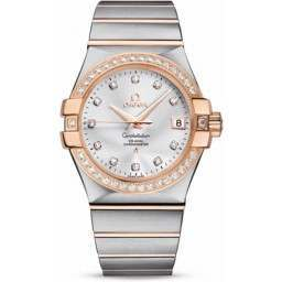 Omega Constellation Chronometer 35 mm Chronometer 123.25.35.20.52.001