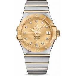 Omega Constellation Chronometer 35 mm Chronometer 123.25.35.20.58.002
