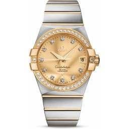 Omega Constellation Chronometer 38 mm Chronometer 123.25.38.21.58.001