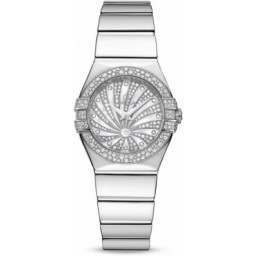 Omega Constellation Luxury Edition Diamonds 123.55.24.60.55.014