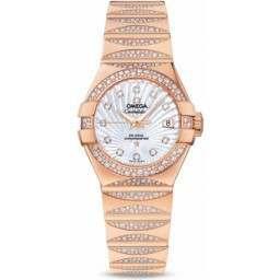 Omega Constellation Luxury Edition Chronometer 123.55.27.20.55.003