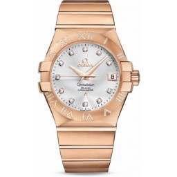 Omega Constellation Chronometer 35 mm Chronometer 123.55.35.20.52.003