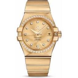 Omega Constellation Chronometer 35 mm Chronometer 123.55.35.20.58.001