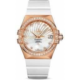 Omega Constellation Chronometer 35 mm Chronometer 123.57.35.20.55.001