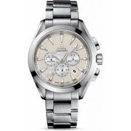 Omega Seamaster Aqua Terra Chronograph Chronometer 231.10.44.50.09.001
