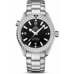 Omega Seamaster Planet Ocean Chronometer 232.15.42.21.01.001