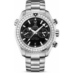 Omega Seamaster Planet Ocean Chrono Chronometer 232.15.46.51.01.001