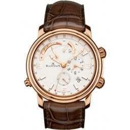 Blancpain Leman GMT Alarm Watch 2841-3642-53B