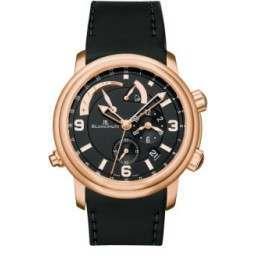 Blancpain Leman GMT Alarm Watch 2841-36B30-64B