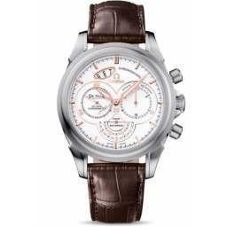 Omega De Ville Co-Axial Chronoscope Chronometer 422.13.41.50.04.002