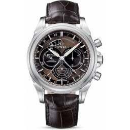Omega De Ville Co-Axial Chronoscope Chronometer 422.13.44.52.13.001
