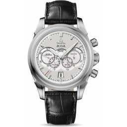 Omega De Ville 4 Counters Chrono Chronometer 422.53.41.52.09.001