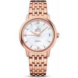 Omega De Ville Prestige Co-Axial Chronometer 424.50.33.20.05.002