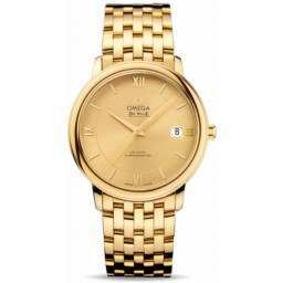 Omega De Ville Prestige Co-Axial Chronometer 424.50.37.20.08.001