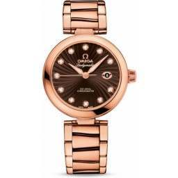Omega De Ville Ladymatic Chronometer 425.60.34.20.63.001