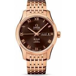 Omega De Ville Annual Calendar Chronometer 431.50.41.22.13.001