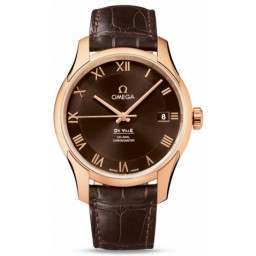 Omega De Ville Co-Axial Chronometer 431.53.41.21.13.001