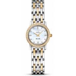 Omega De Ville Prestige Quartz Small Diamonds 4375.75.00